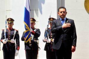 Es un actor, escritor, productor, director y político guatemalteco. Foto:AFP. Imagen Por: