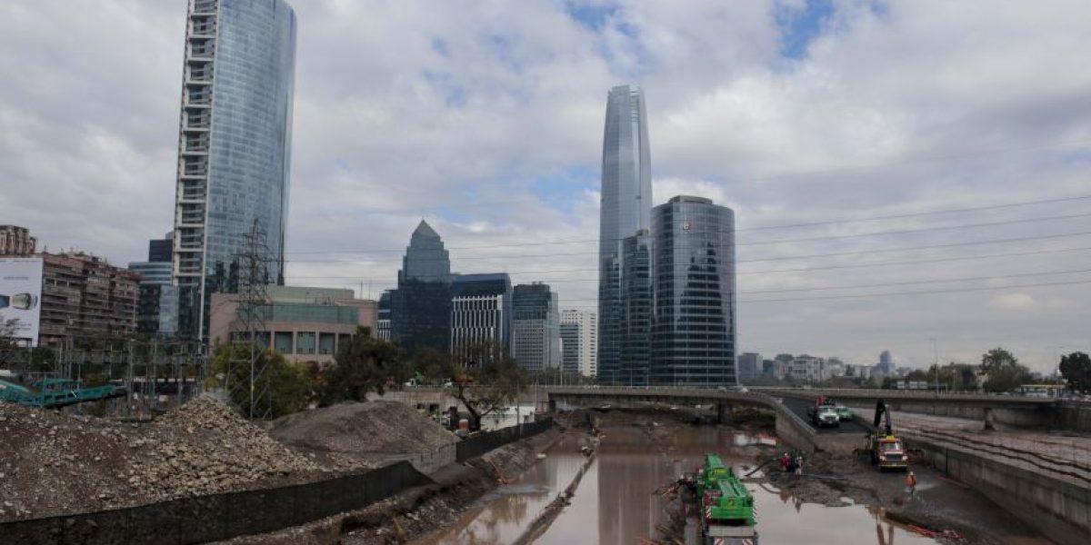 Seguros asociados a proyecto de Costanera Norte llegan a los US$260 millones