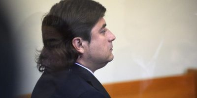 Con firma mensual quedó ex carabinero que lesionó a Rodrigo Avilés