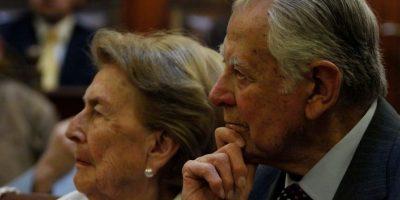 Burgos por muerte de Aylwin: