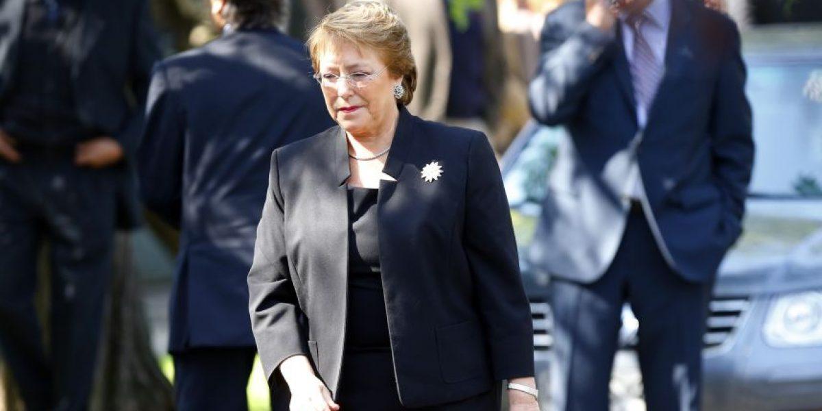 """Presidenta Bachelet decreta 3 días de duelo por Aylwin: """"Fue trascendental para la transición"""""""