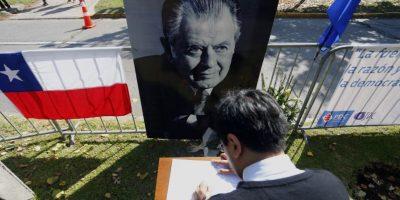 Abren libro de condolencias en casa del ex Presidente Patricio Aylwin