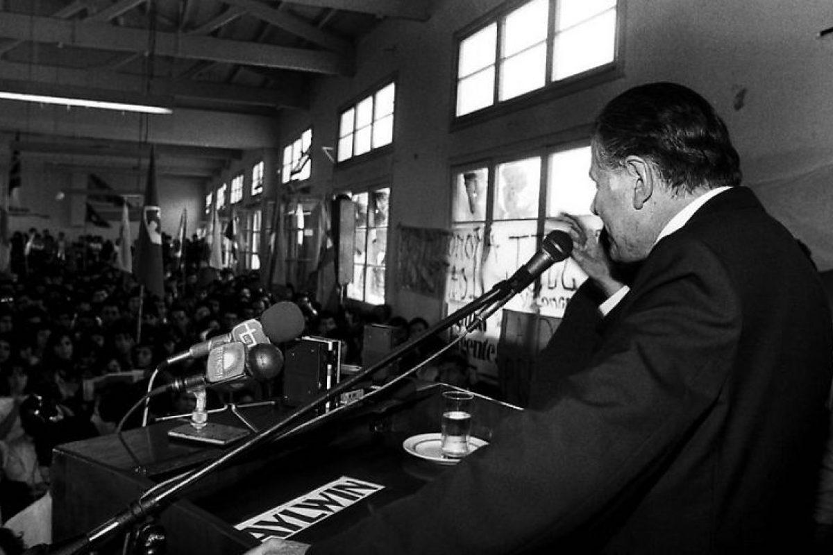 Foto:Reproducción Imágenes de la Resistencia de Juan Carlos Cáceres. Imagen Por: