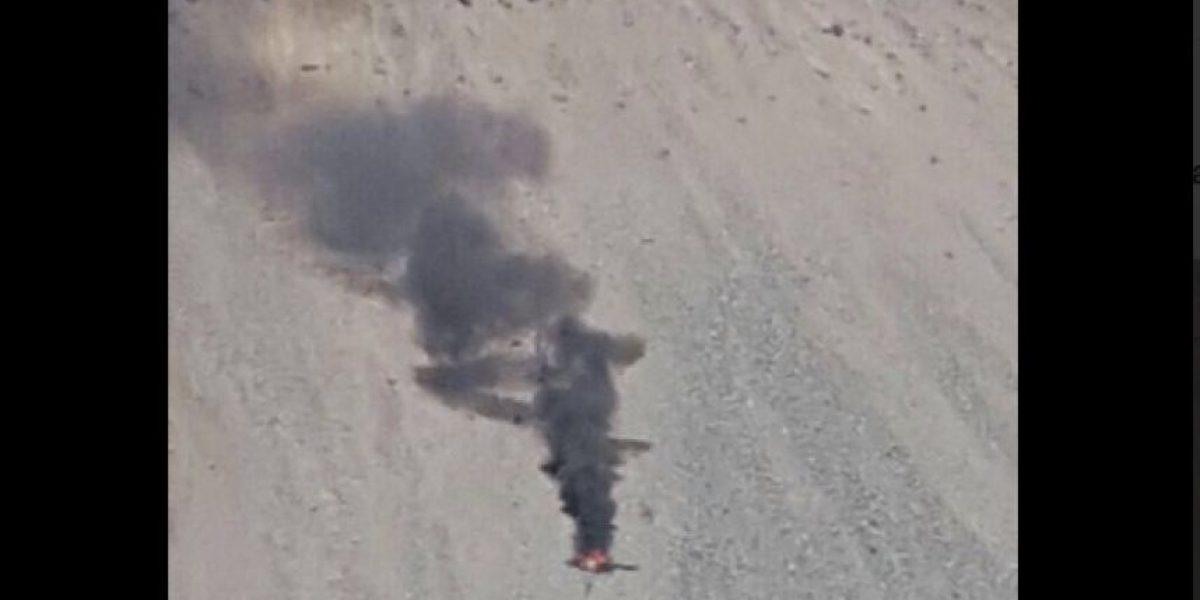 Falleció otro de los ocupantes del helicóptero que capotó en Los Bronces