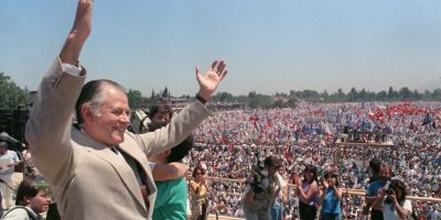 El papel de Aylwin durante la transición a la democracia