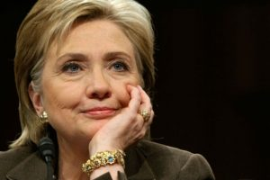 Hillary Clinton, exprimera dama y Secretaria de Estado demócrata de 63 años Foto:Getty Images. Imagen Por: