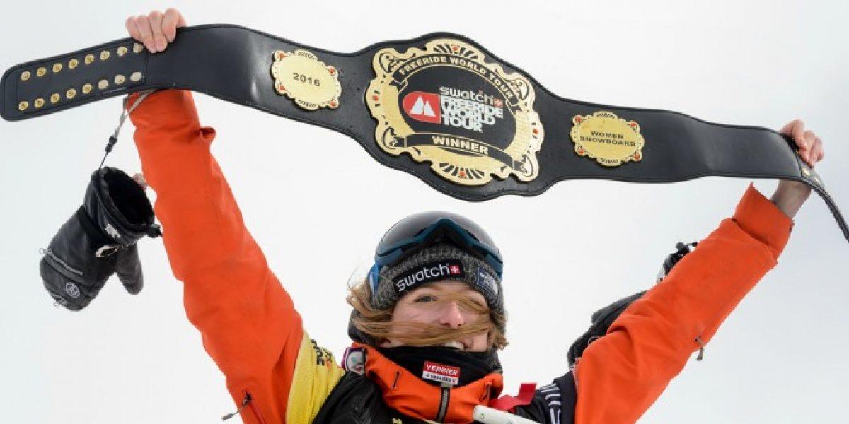 Tragedia en el snowboard: campeona del mundo murió en una avalancha