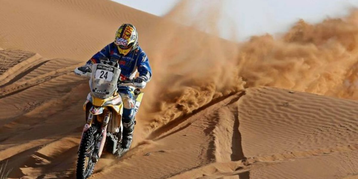 Rally de Qatar: José Ignacio Cornejo sorprende ganando la 2ª etapa