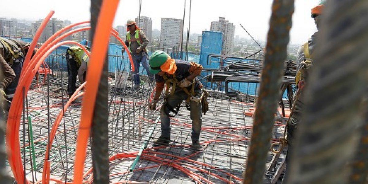 Actividad de la construcción se expande 0,7% en febrero