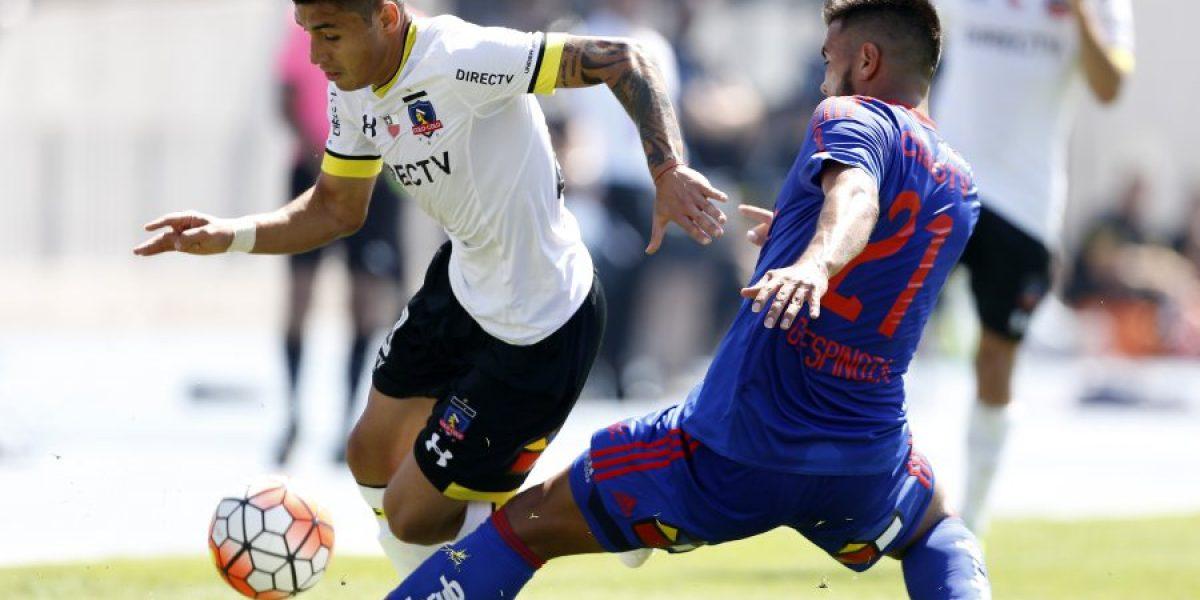 Gonzalo Espinoza podría reintegrarse a las prácticas de la U tras reunión con Beccacece