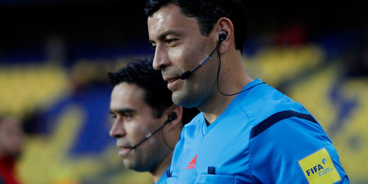 Hay árbitros: ANFP da a conocer los jueces para penúltima fecha del Clausura