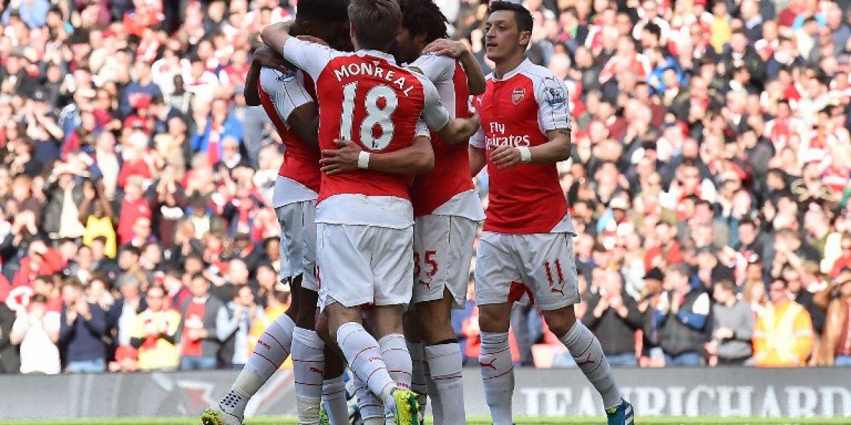 Wenger destaca al