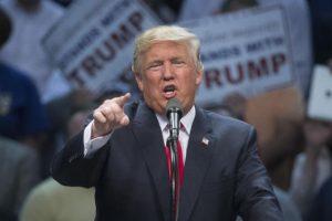 Donald Trump y las primarias Foto:AP. Imagen Por: