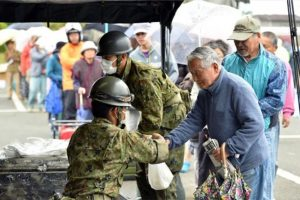 El fin de semana un terremoto sacudió este viernes un área cercana a la ciudad de Kumamoto. Foto:AP. Imagen Por: