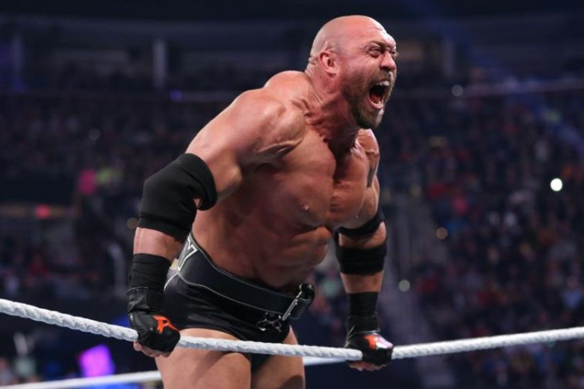 Forma parte de WWE desde 2008 Foto:WWE. Imagen Por: