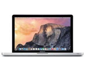 En relación con la batería, la computadora de Apple ofrece de 9 a 10 horas de autonomía. Foto:Apple. Imagen Por: