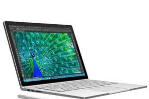 Sin embargo, los 4GB de RAM en la MacBook son superados por los 8 y hasta 16GB de esta memoria en la Surface Book. Foto:Microsoft. Imagen Por: