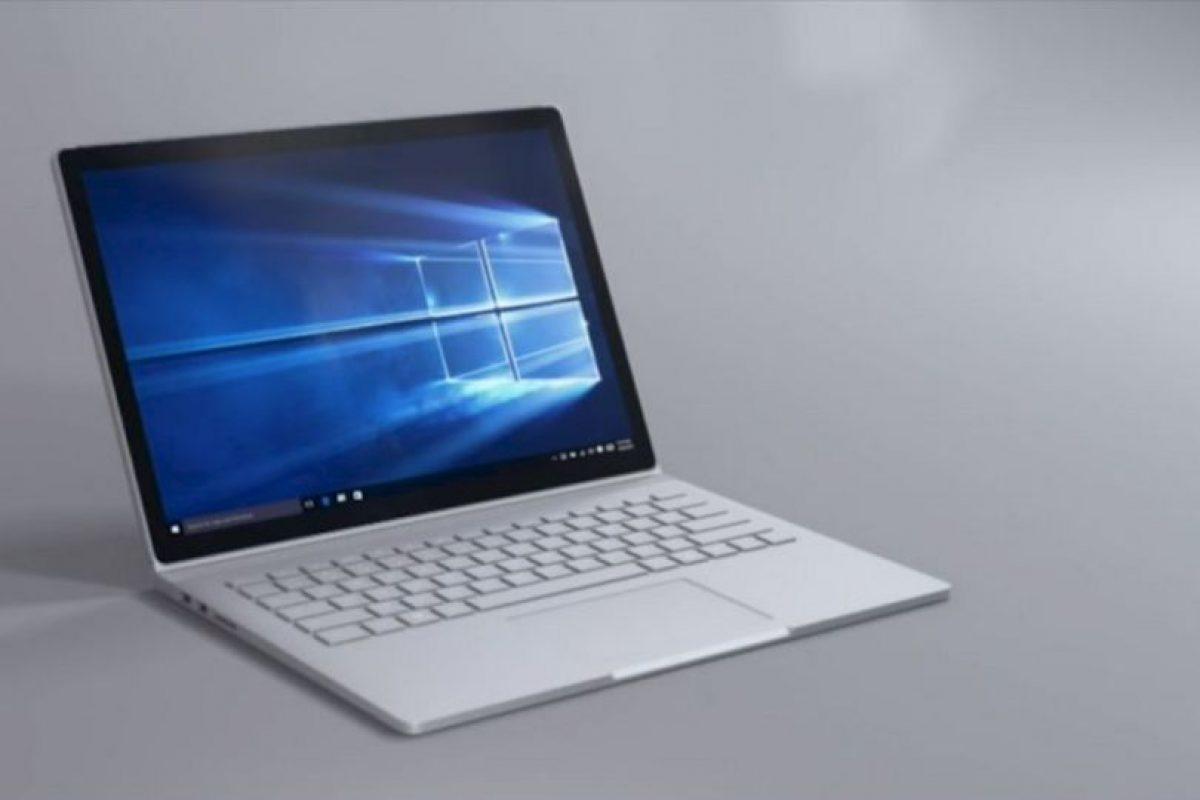 Mientras que la Surface Book de Microsoft ofrece 12 horas. Foto:Microsoft. Imagen Por: