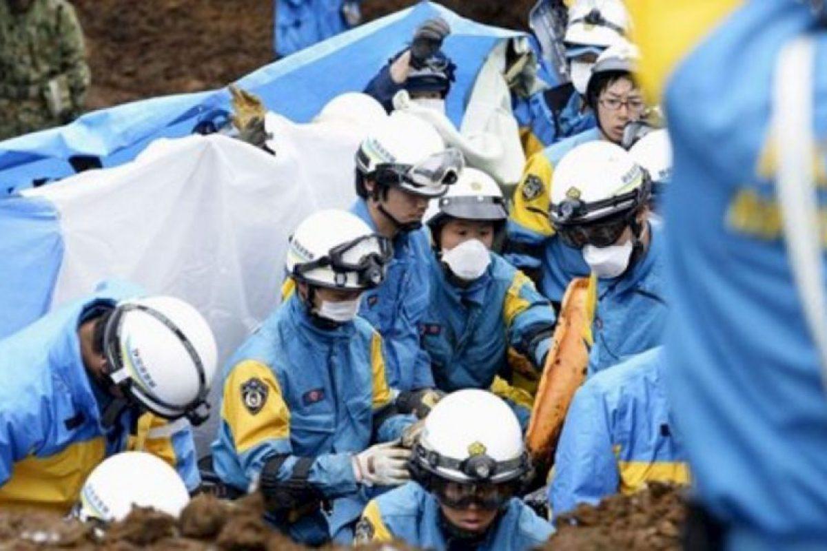 Imágenes del sismo en Japón. Foto:AP. Imagen Por: