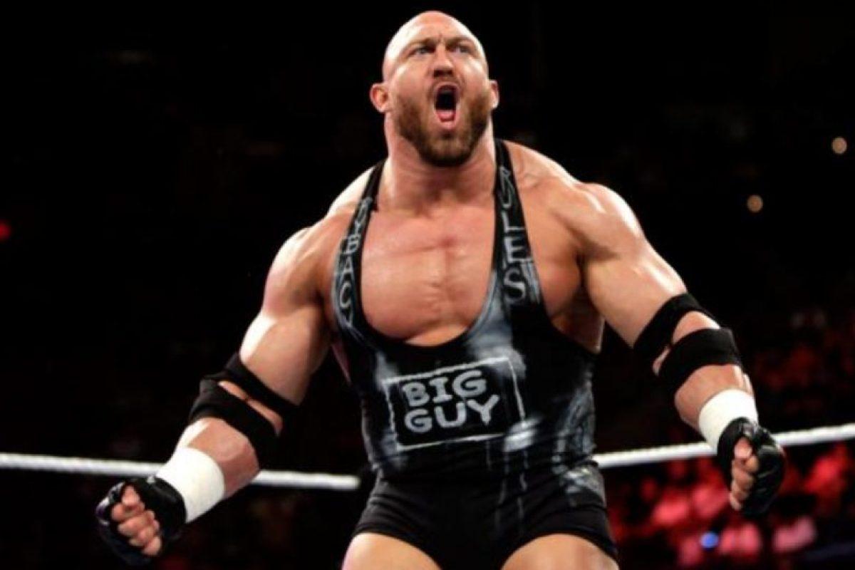 Es un luchador estadounidense de 34 aós Foto:WWE. Imagen Por:
