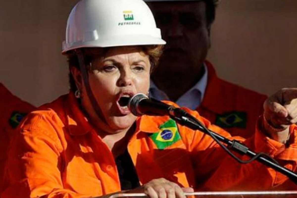 Dilma Rousseff, actual presidenta de Brasil, será jusgada por corrupción en la paraestatal. Foto:Getty Images. Imagen Por: