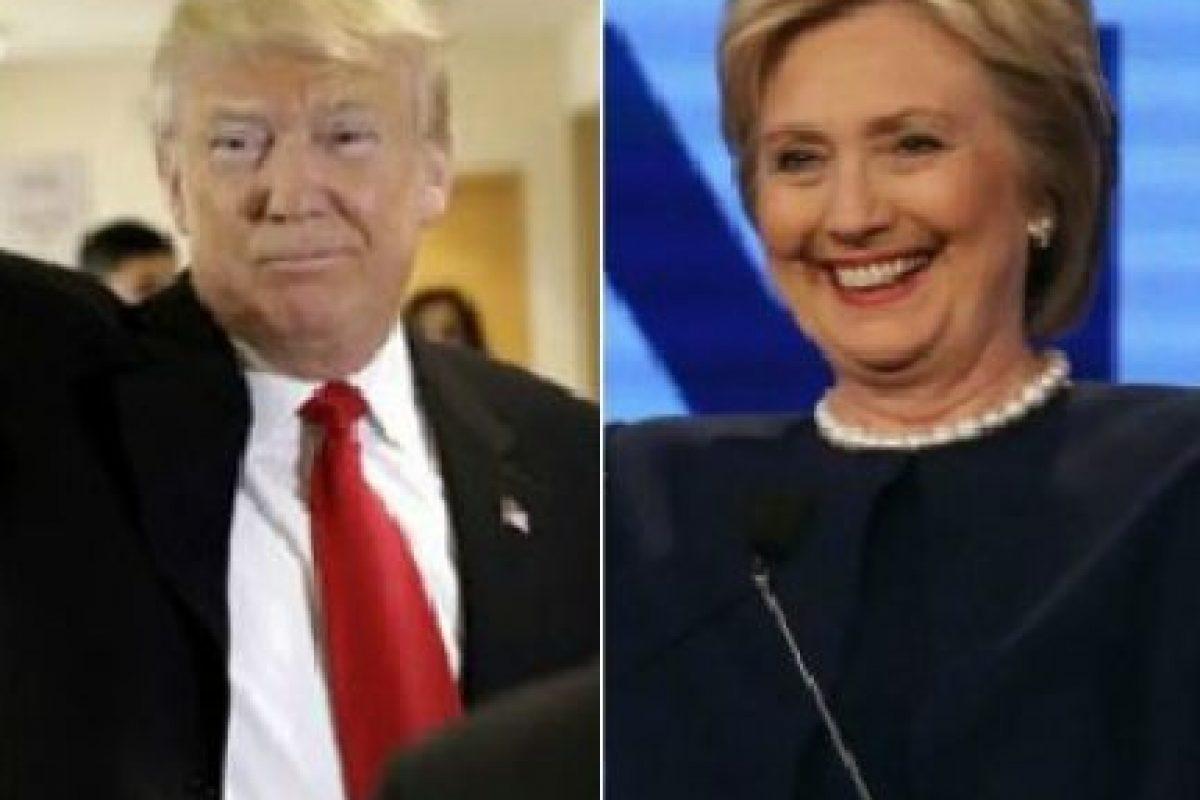 Los precandidatos estadounidenses. Foto:AP/. Imagen Por: