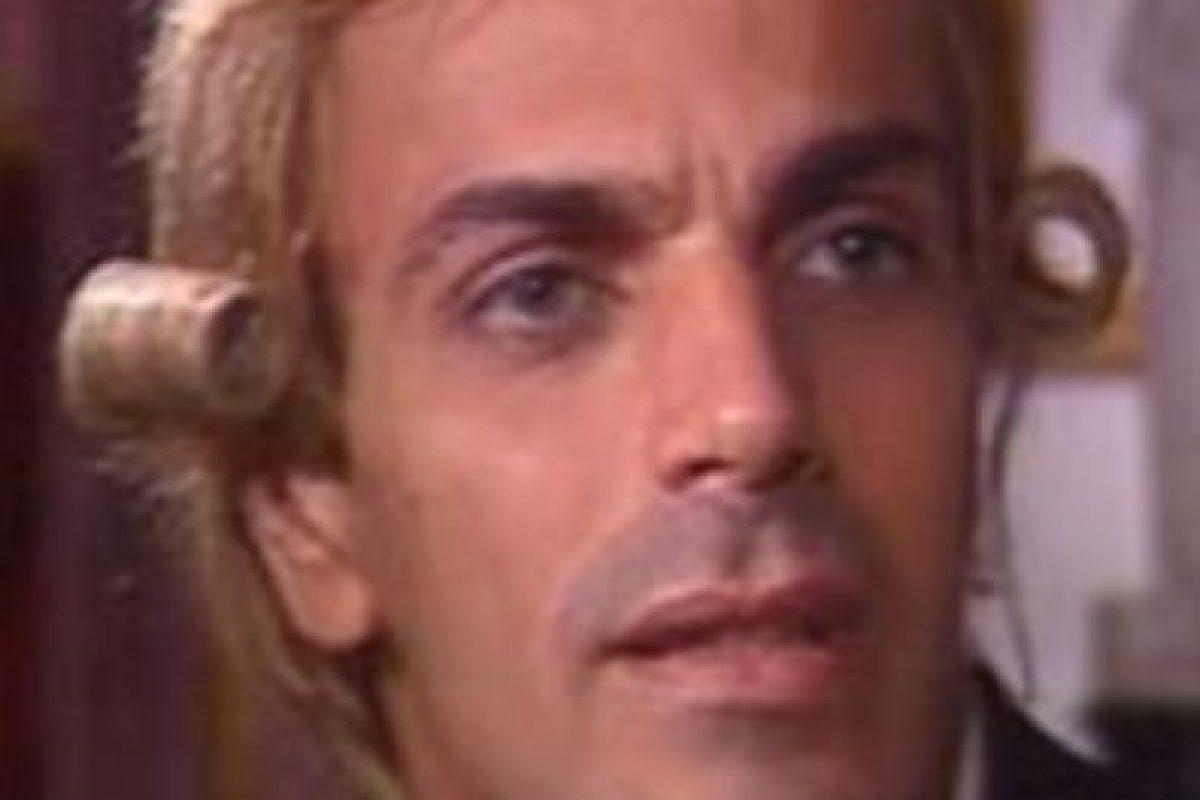 """Victor Wagner era el Comendador """"Joao Fernandes de Oliveira"""", máxima autoridad del pueblo, quien tenía como concubina a """"Xica"""", su ex esclava. Esto, en la telenovela """"Xica Da Silva"""". Foto:vía Rede Manchete. Imagen Por:"""