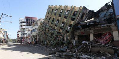 Nuevo terremoto de gran magnitud se registró en la costa de Ecuador