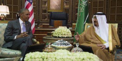 Obama aterriza en Arabia Saudí para reunirse con aliados
