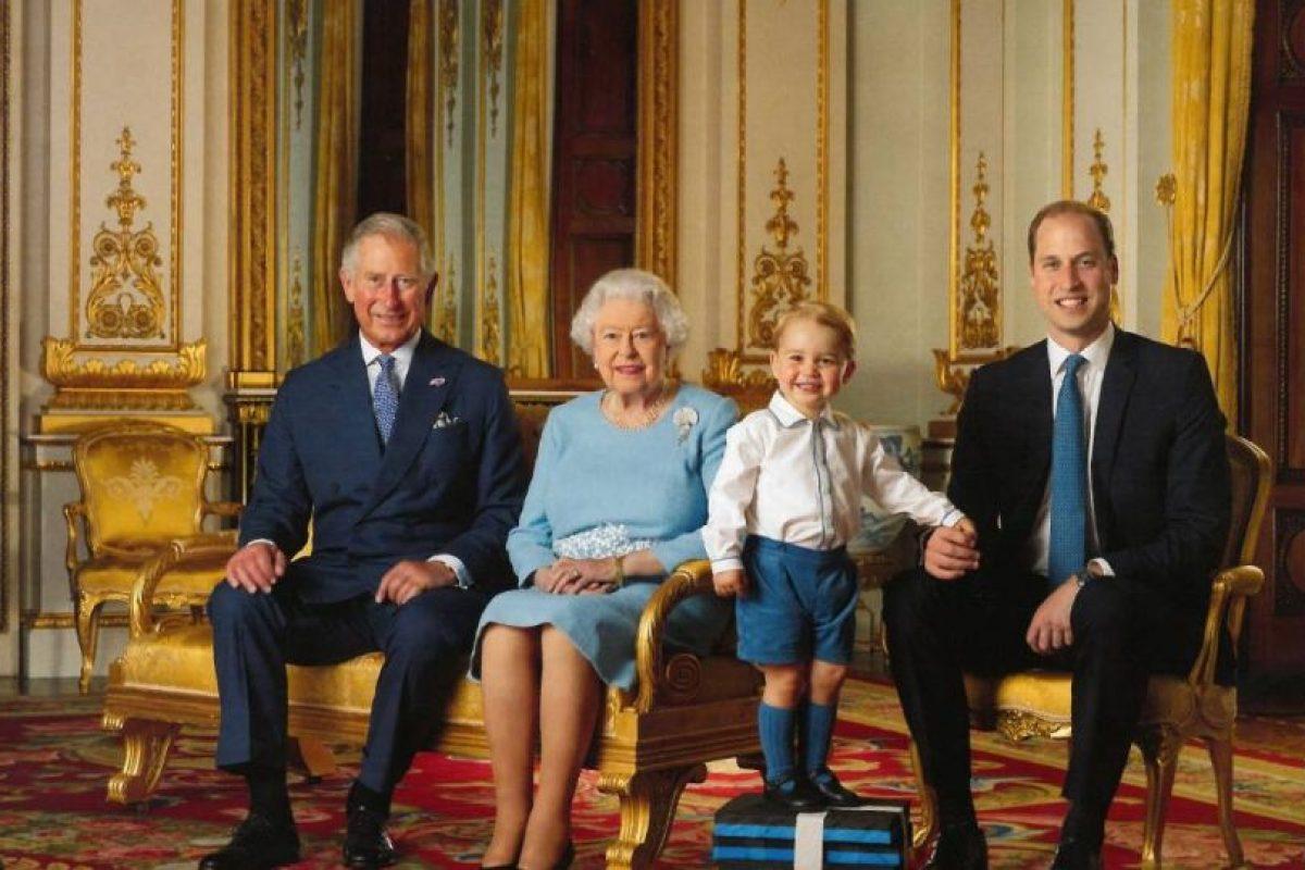 Foto:British Monarchy. Imagen Por:
