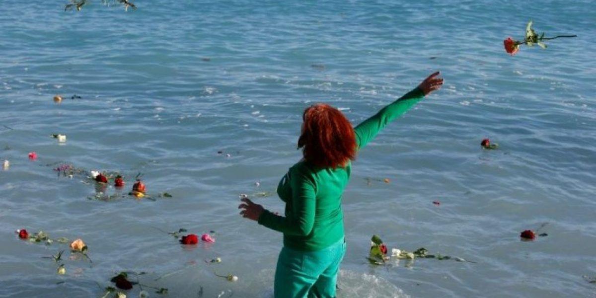 Unos 500 migrantes pueden haber muerto en un naufragio en Mediterráneo