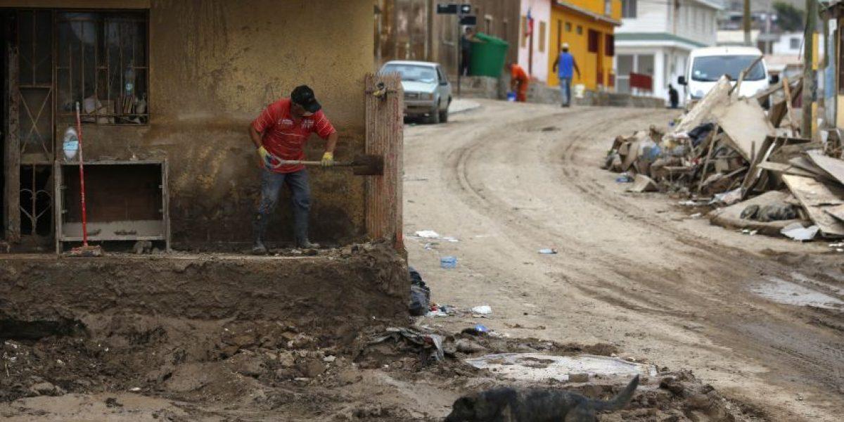Sernageomin alerta por posibles deslizamientos de tierra en Atacama y Antofagasta