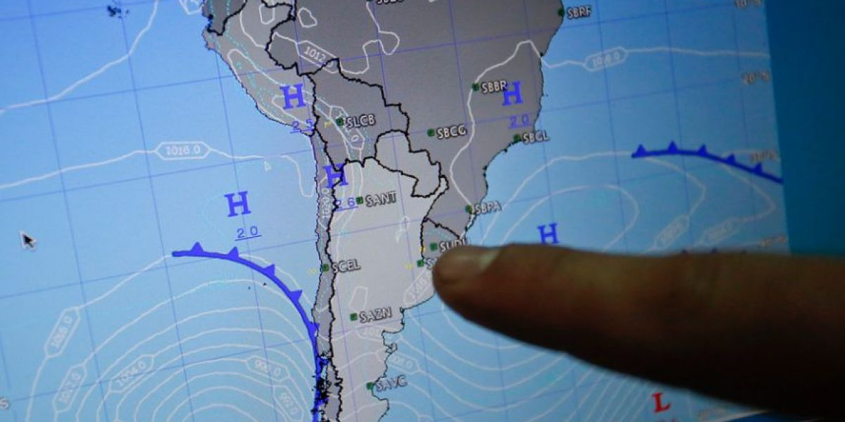 Cancelan alerta por evento meteorológico para el norte del país