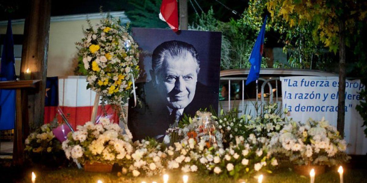 Congreso suspende trabajo legislativo por muerte de ex Presidente Aylwin