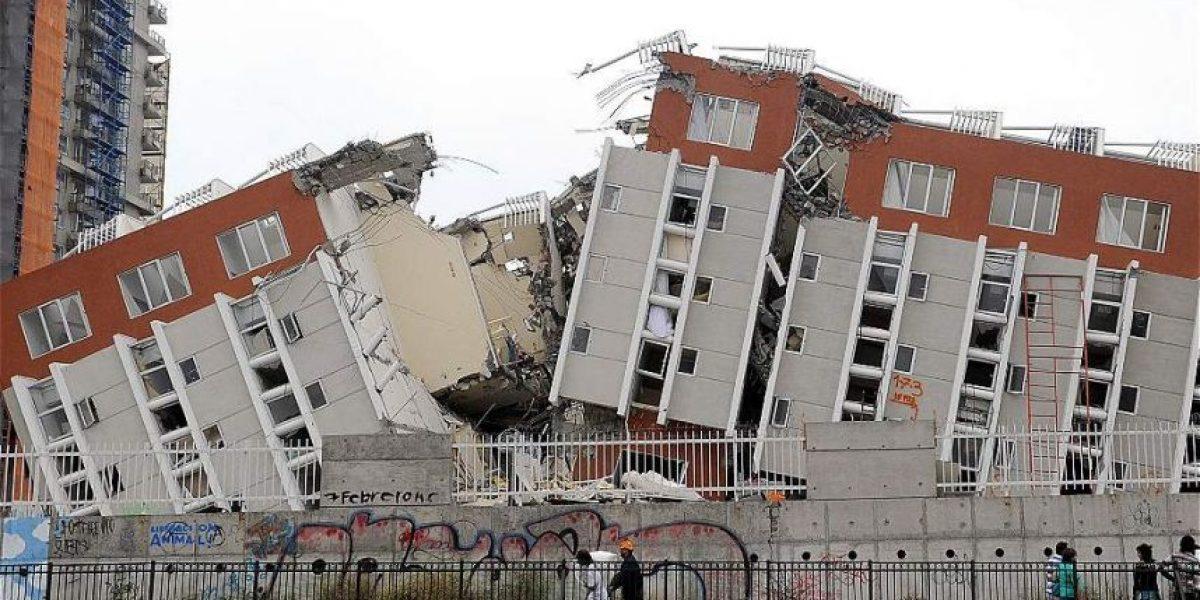 Diario inglés incluye a Chile en lista de países con mayor riesgo de  terremoto en el corto plazo