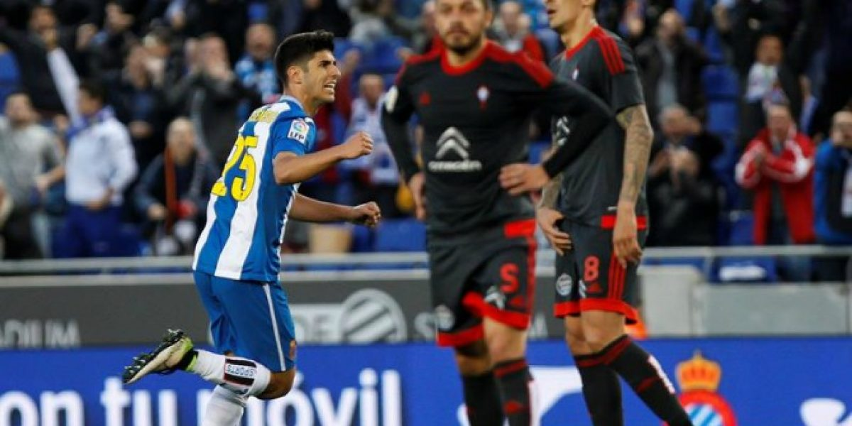 Marcelo Díaz quiere volver a su nivel en Celta: