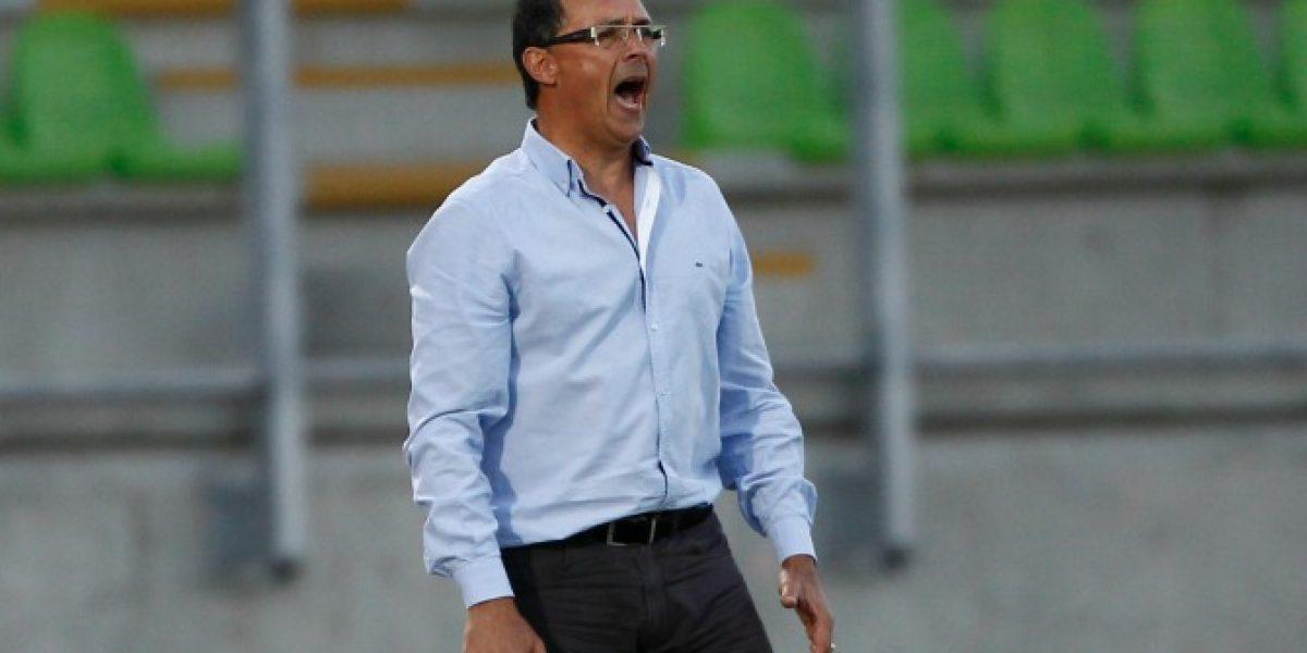 Alfredo Arias y opción de dirigir a Colo Colo: