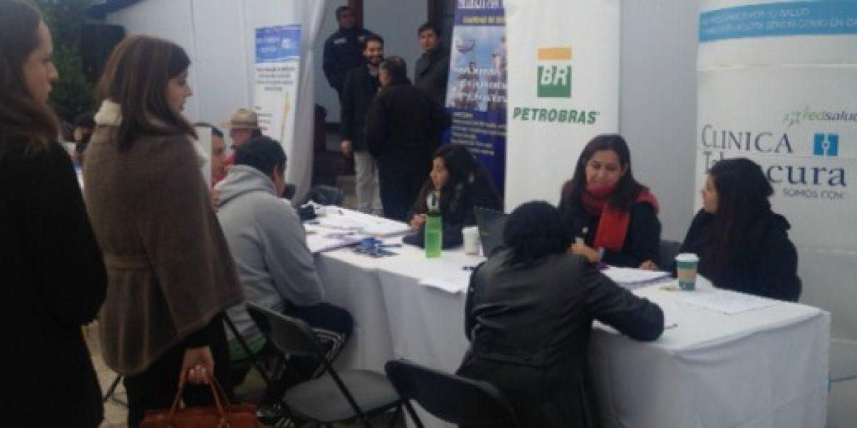 Feria Laboral ofrece más de 1.500 empleos