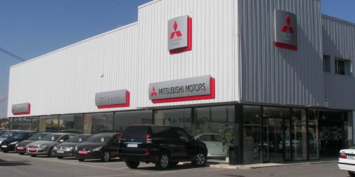 Mitsubishi aseguró que autos afectados por manipulación no se venden en Chile