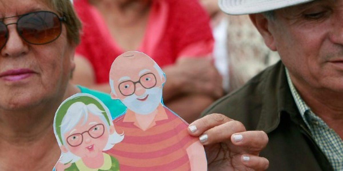 Tasa de empleo alcanza 22% en personas mayores de 65 años