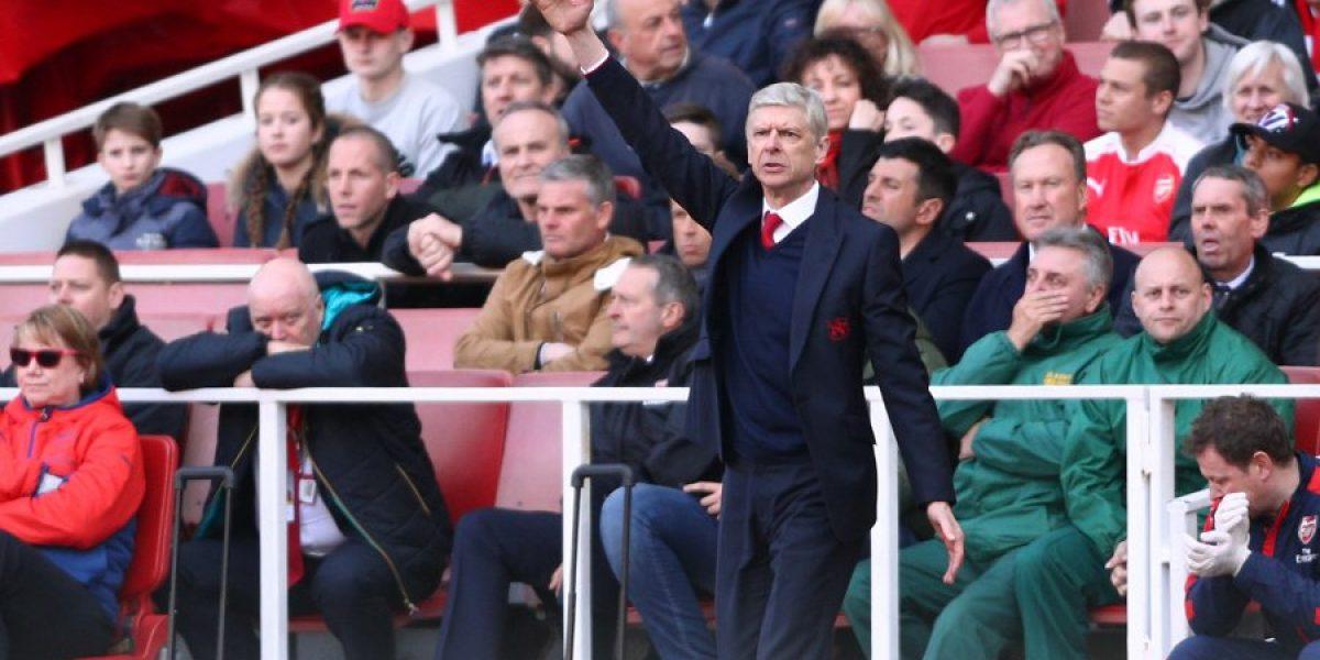 Wenger tajante con el futuro de Alexis: