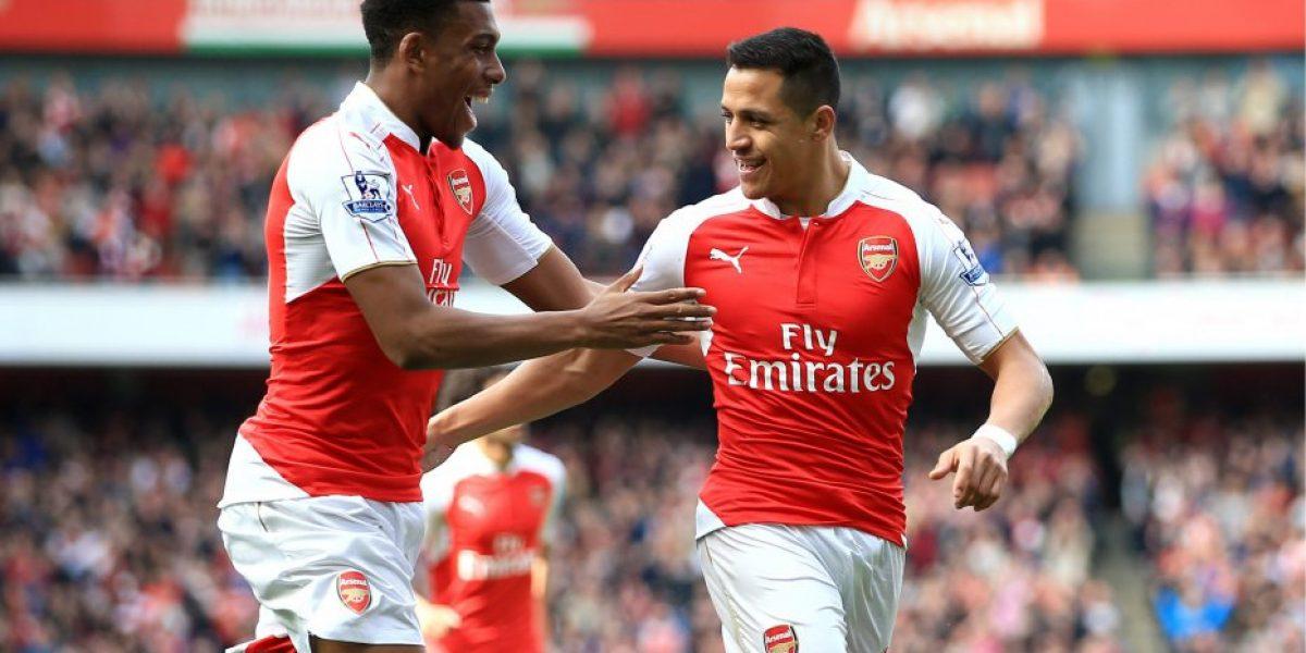 ¿Busca nuevo destino? Alexis Sánchez habría rechazado renovación en Arsenal