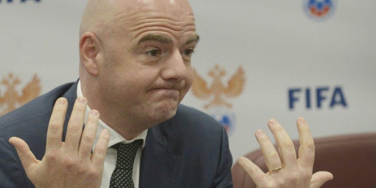 Presidente FIFA y preparativos del Mundial de Rusia: