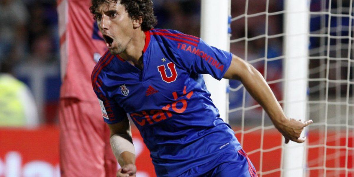 Corujo podría partir al fútbol mexicano si la oferta supera sus deseos de seguir en la U