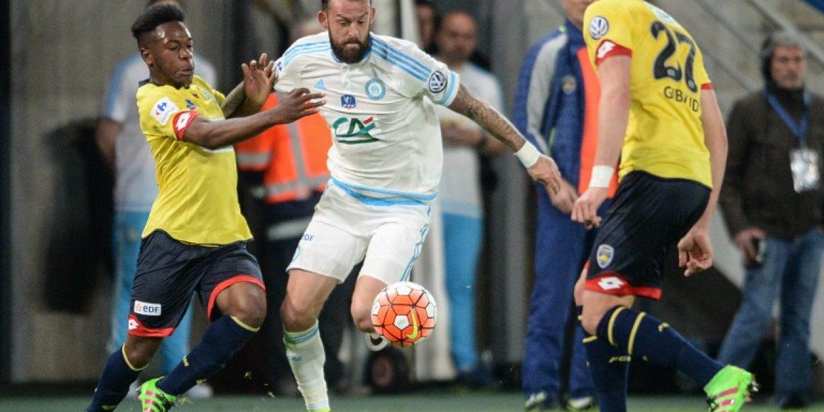 Isla y Marsella se verán las caras ante el PSG de Zlatan en la final de Copa Francia