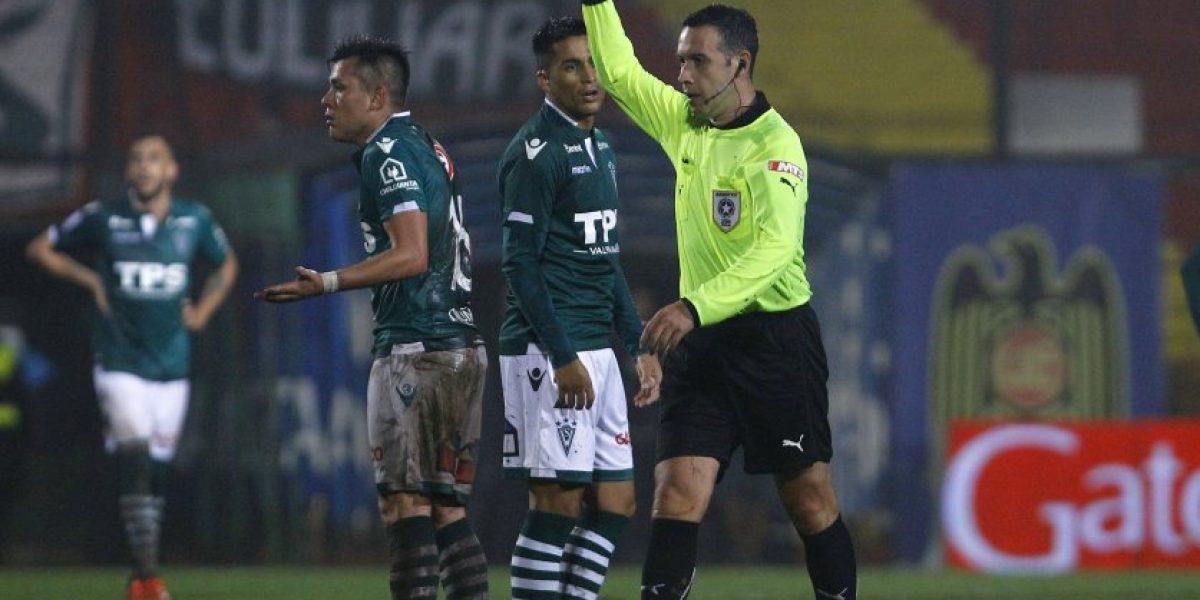 Alivio para Wanderers: Carlos Muñoz fue absuelto por el Tribunal de Disciplina