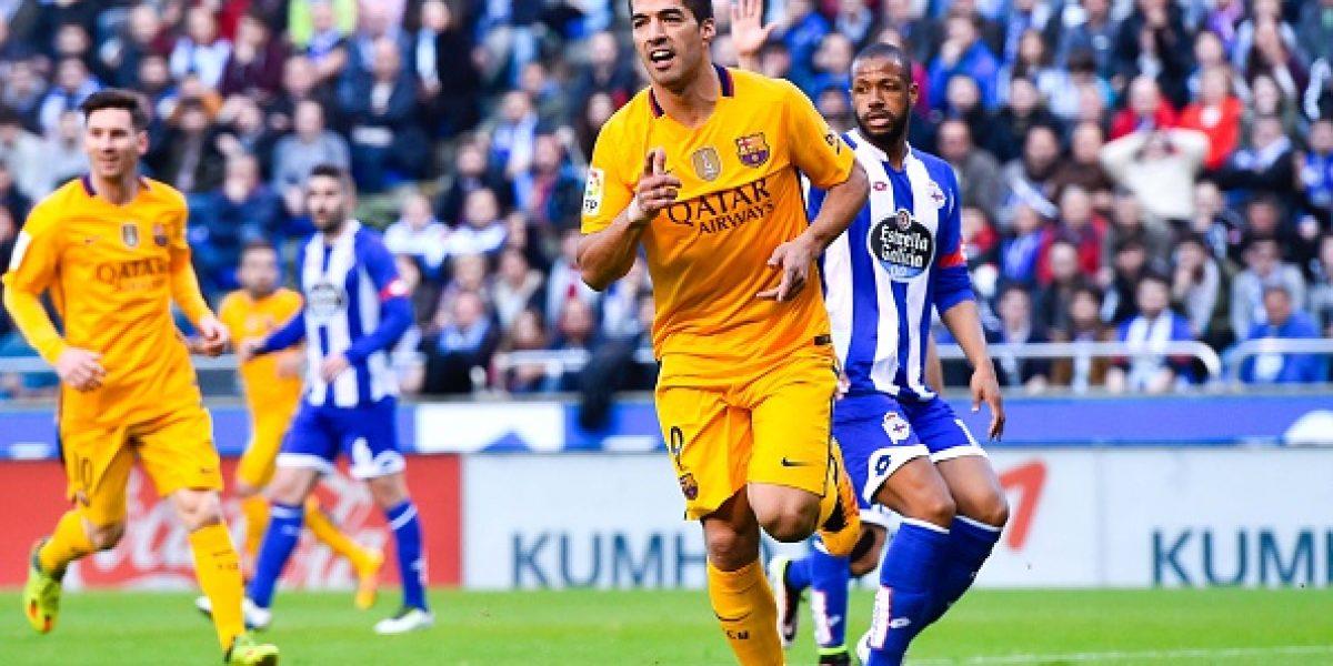 Con un espectacular Suárez, Bravo y el Barça despejaron dudas con notable goleada