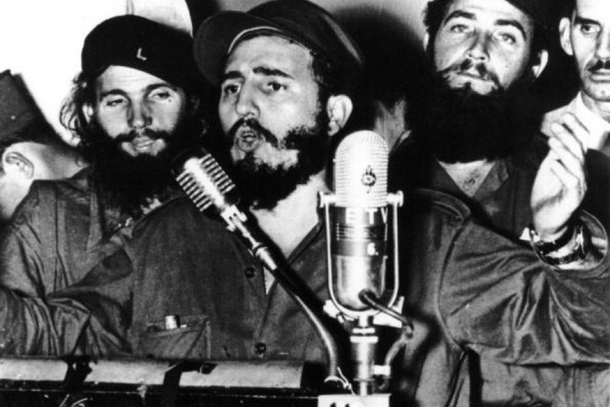 Es el presidente número 17 de Cuba Foto:Getty Images. Imagen Por: