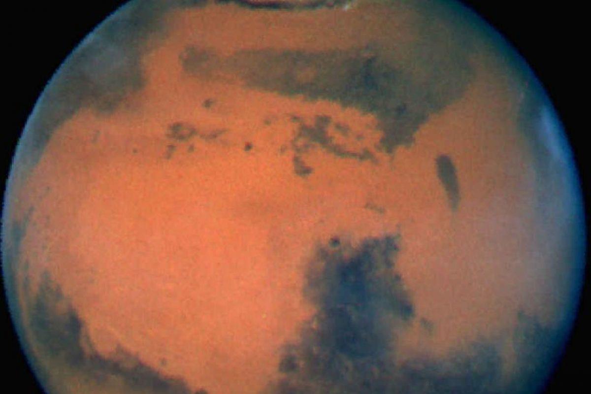 No se han podido mandar seres humanos al planeta rojo, pues no se puede garantizar su seguridad. Foto:Getty Images. Imagen Por: