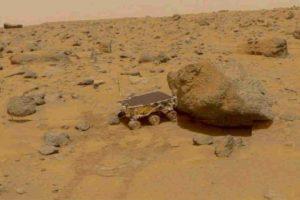 Ningún ser humano ha pisado Marte. Foto:Getty Images. Imagen Por:
